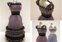 Beaded clothes