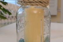 Jar Decorations / by Euvah