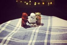 My Lego Moments / Photos of my Lego moments - Lego the Star Wars Calendar, and other wacky moments.