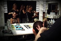 Behind the scenes - Parah Fashion Show Summer 2014