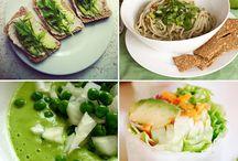Food / Vegetarian recipes that I love