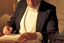 Downton Abbey / by Janet Woodward