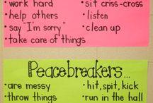 Peacemakers Peacebreakers