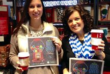 Starbucks Challenge Day / #Starbucks participated with the 2014 GoodGiving Guide Challenge. We appreciate their support!