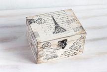 Caja paris