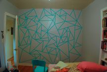 walls of color / by Hope Hornung