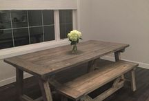 Dining tables / Inspo