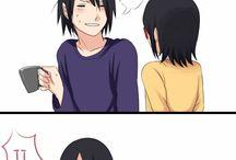 Family  Sasuke