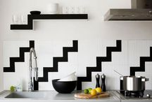 Kitchen Decor / Great ideas in kitchen decor! Find tips, tricks, DIY, how-to's and more!