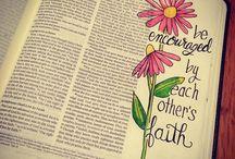 Bible Journaling - Romans