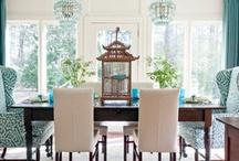 Seaside dining room