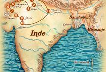 Rajasthan et Bénarès / Inde
