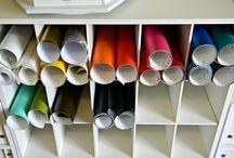 Craft Room / by Serena West