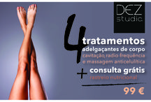 Tratamentos de Corpo / Body Treatments / Packs
