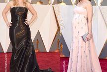 #red-carpet #glam #celebrity-fashion #oscars