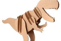 Dinosaur project for school