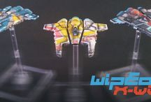 X-Wing Paintjobs / Paint jobs for the X-Wing Miniatures Game