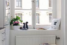 Interiors: Kitchens / by Cassie Mayo