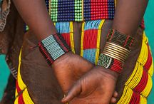 African Colours Inspiration