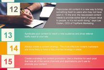 Online Marketing Tips & Ideas / Online Marketing Tips & Ideas