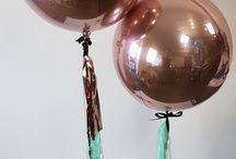 globos gigantes