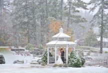 Winter Wedding Ideas / Love a winter wedding?!?! Looking for a perfect dress?  Come visit us at Marry and Tux Bridal in Nashua, NH!  Call us at 603.883.6999 or visit us at http://www.marryandtuxbridal.com to make an appointment!