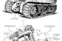 Concept Art Vehicle