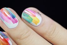 2016 Nail art / Nail art ideas 2016, uñas decoradas 206, temporada 2016