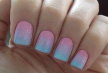 Nails(: / by Elizabeth Richardson