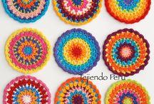 Ideas Mandalas Crochet