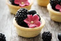 chocolate tarts + pies