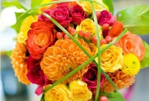 bouquets / bright and pretty