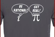 math and tshirt
