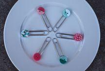 Bookmarks - Paperclips - Boekenleggers / Handmade bookmarks - Handgemaakte Paperclips Boekenleggers www.etsy.com/shop/RedIbisGifts