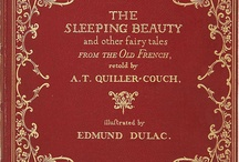 Edmund Dulac - Sleeping Beauty and other tales from the French - 1910