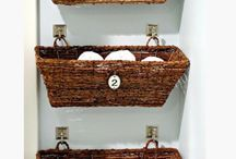 pletení z papíru a košíky