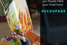 DIY Tutorials / Tutorials for craft projects. / by Rebecca Grabill