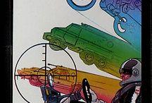 Old School RPG's Rock:Car Wars