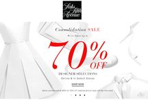 """Saks Fifth Avenue Coupon Codes / Saks Fifth Avenue was initialized & took its first step towards the success as """"dream store"""" which was the first large merchandising center.Saks and Gimbel attain the peak of accomplishment, dealing with exclusive style in women clothing, footwear, jewelry & accessories. Saks Fifth Avenue delivers an exceptional & up-to-the-minute apparel style to give you a glamorous look for coupon coupons visit: http://www.couponcutcode.com/stores/saks-fifth-avenue/"""