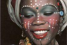 Black Woman / Immagini artistiche di donne nere
