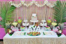 Hawaiin party