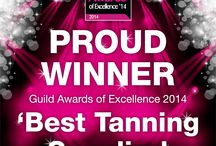 Fake Bake Awards / We are so proud of the Awards that come our way