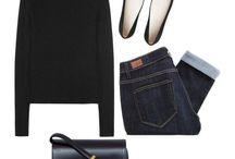 Minimalist outfits