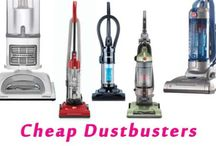 Cheap Dustbusters / Here we share about the cheapest dustbusters and Vacuums