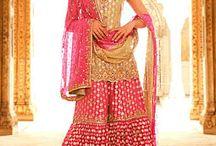 Bridal wear / by Divya Pari