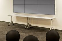 Financial Installations / ELEMENTS Furniture Product Offerings in Financial Spaces