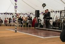 Wedding Party Band / Why not book us for your wedding reception, corporate event or private party.