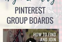 Pinterest Marketing Tips / This board showcases articles to help your business improve your Pinterest marketing.