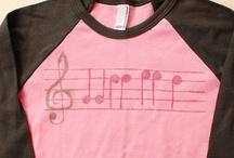 T shirt Stuff / by Brittany Burton Wilkinson