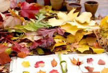 AUTUMN ISPIRATION! / DIY WITH LEAVES